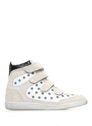 Etoile İsabel Marant Sneakers Beyaz